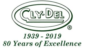 Cly-Del 1939 to 2019 80 Years of Excellence